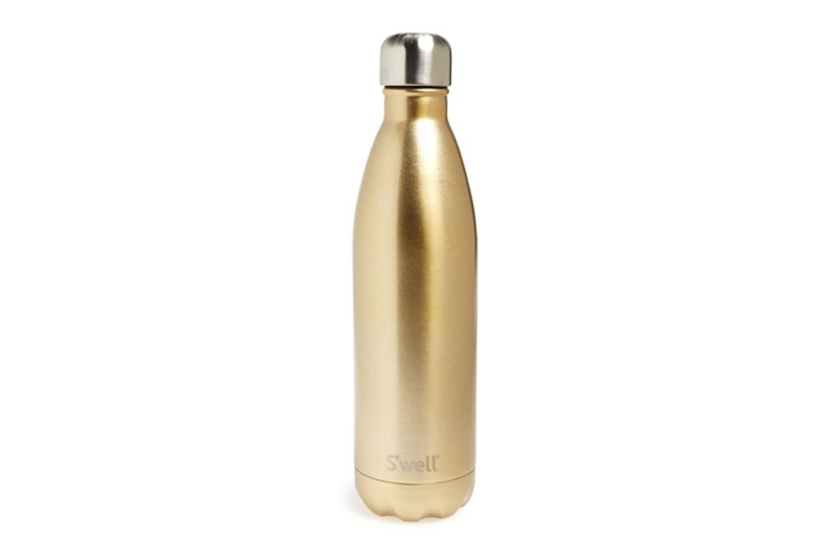 Sparkling Champagne Stainless Steel Water Bottle
