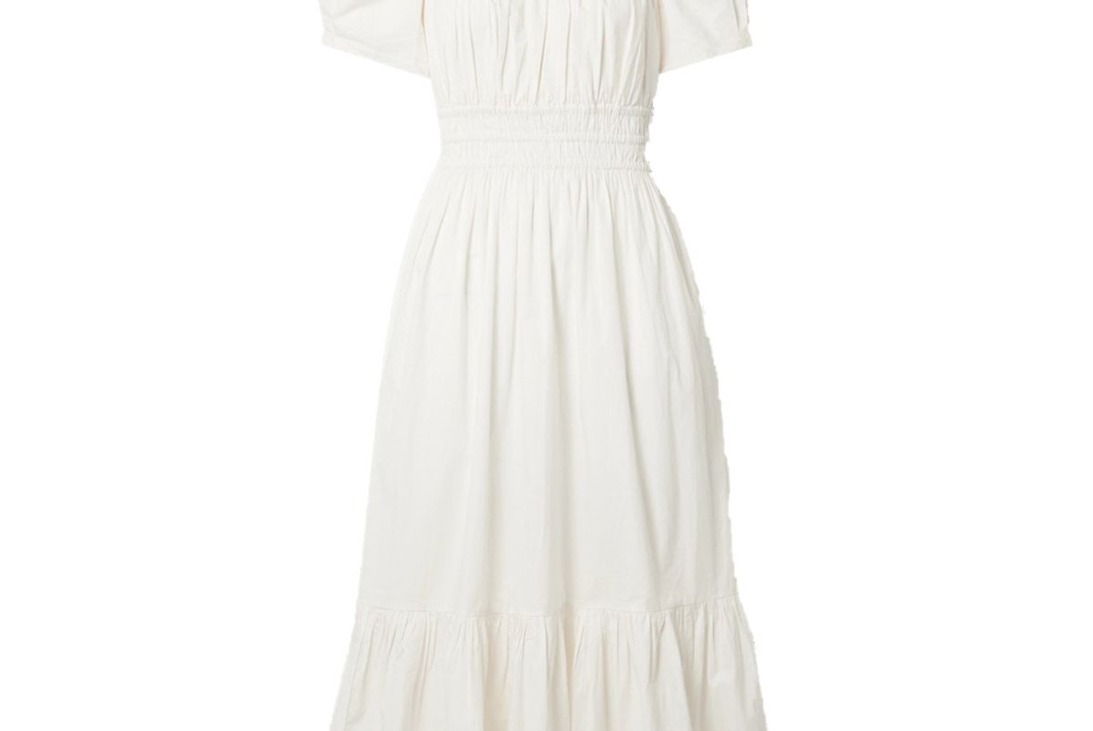 ulla johnson isla dress