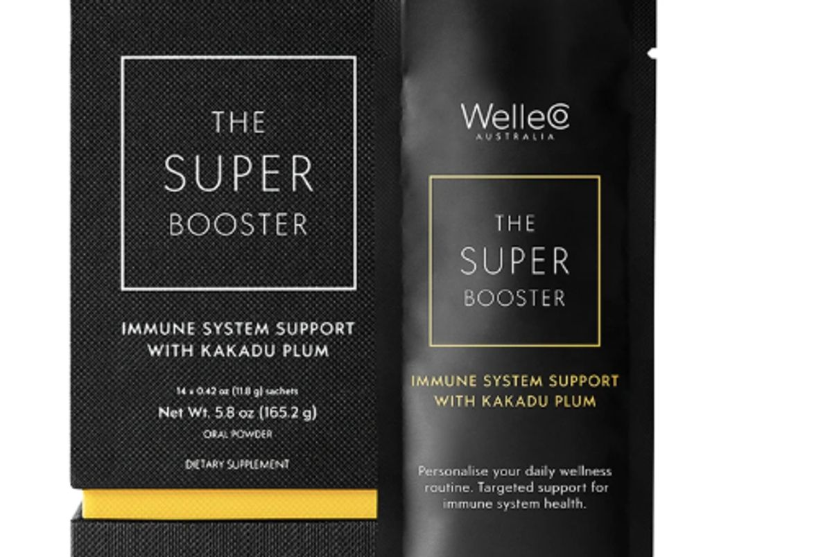welleco the super booster immune system support with kakadu plum