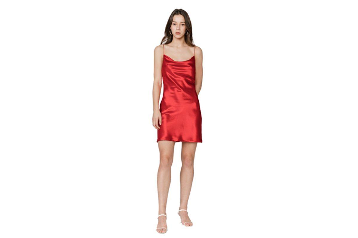 pradegal karly mini dress
