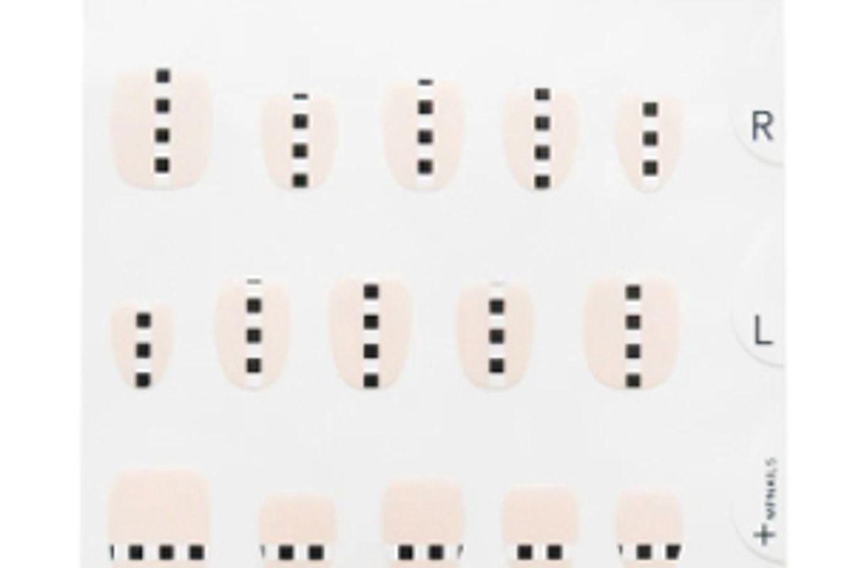 manime crossword stick on nails