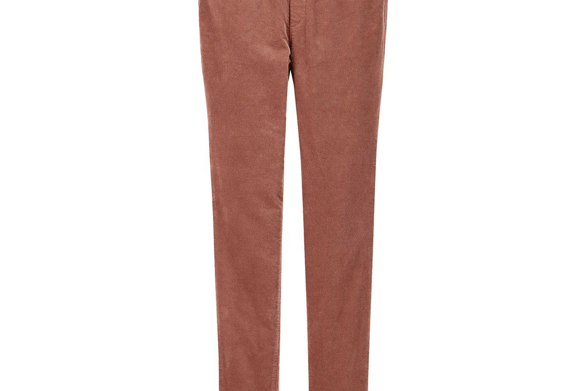 uniqlo women heattech high rise velvet leggings pants