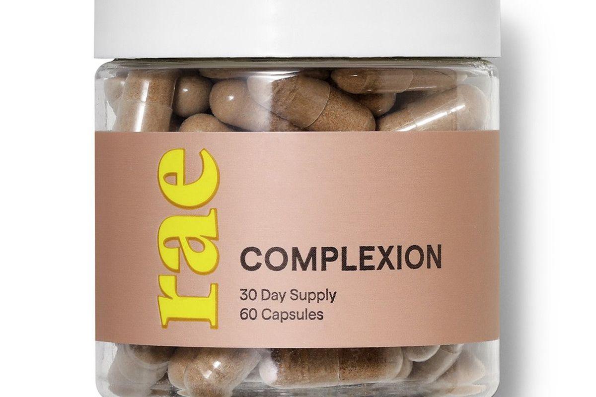 rae wellness complexion