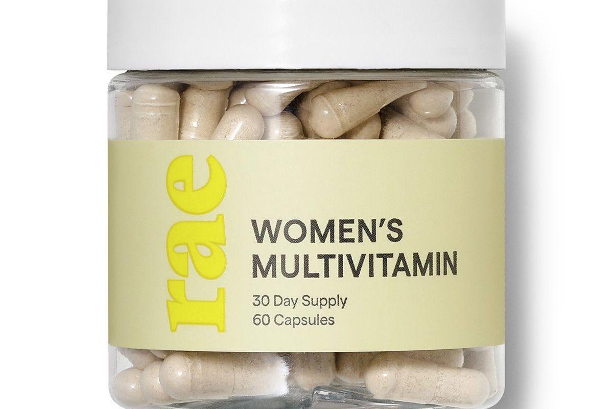 rae wellness multivitamin