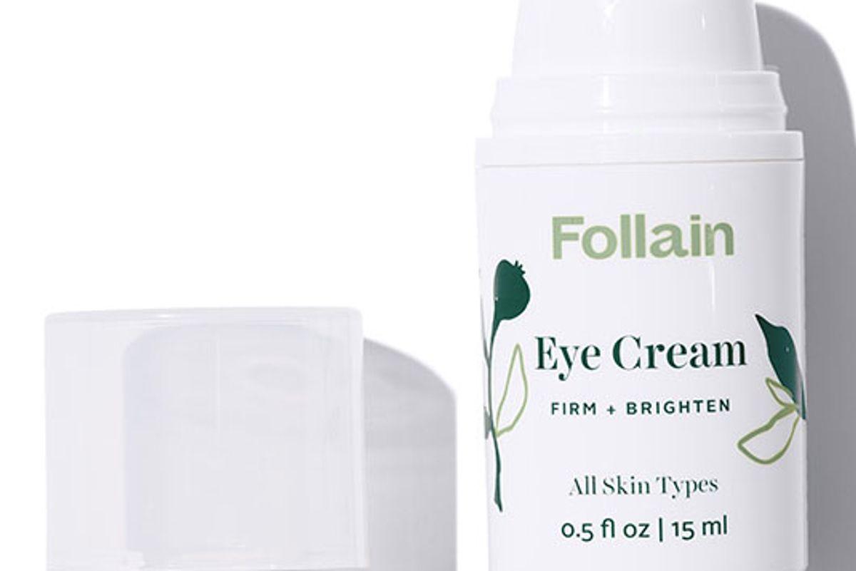 follain eye cream firm and brighten