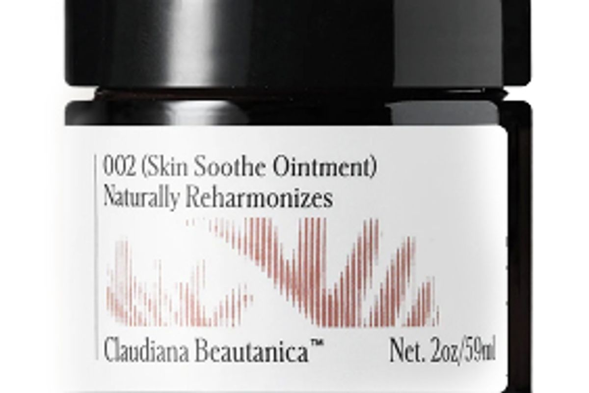 claudiana beautanica 002 skin soothe ointment