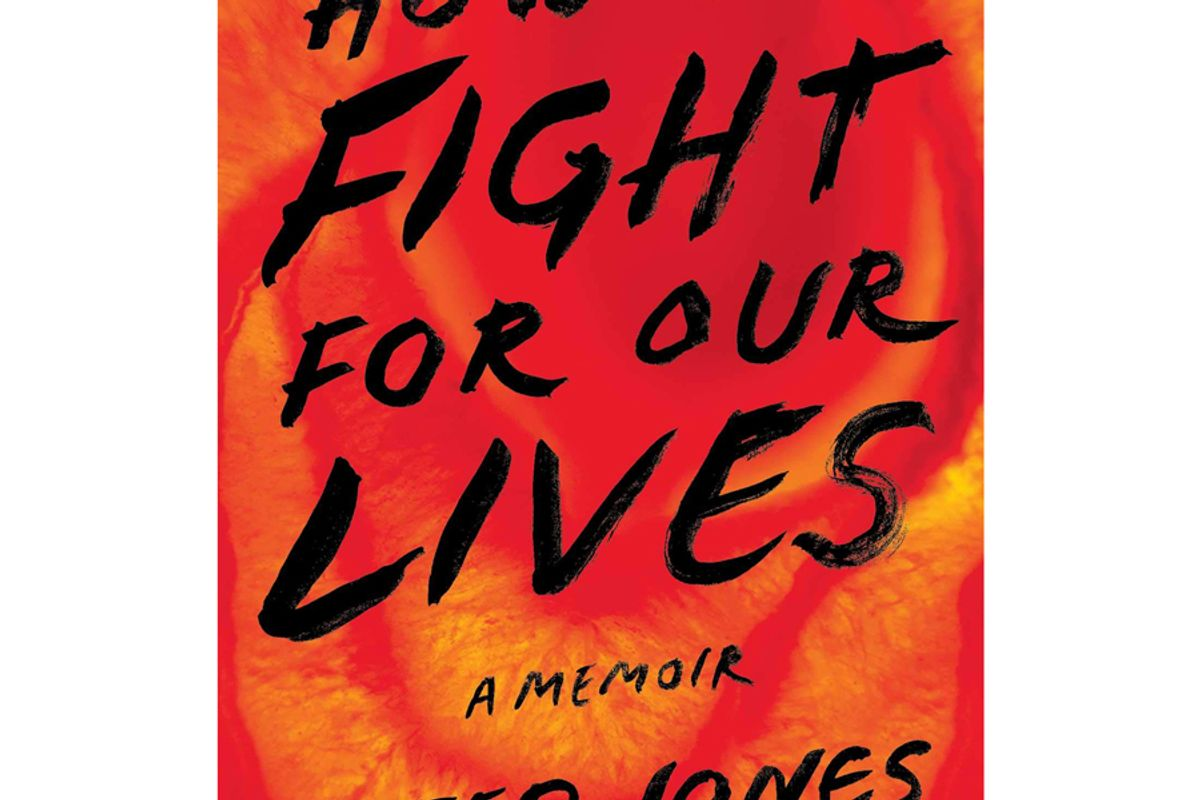 saeed jones how we fight for our lives a memoir