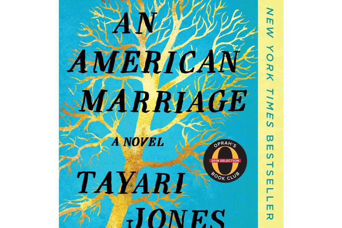 tayari jones an american marriage a novel
