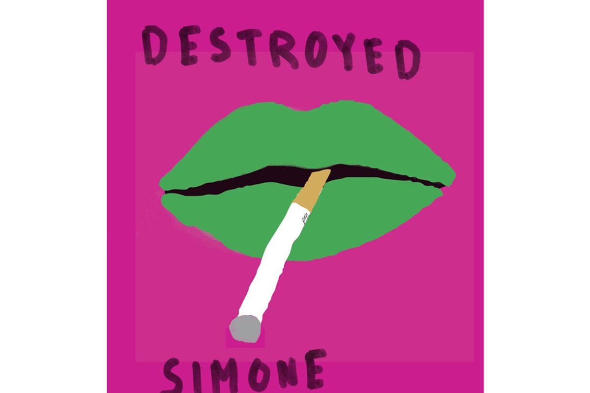 simone de beauvoir the women destroyed