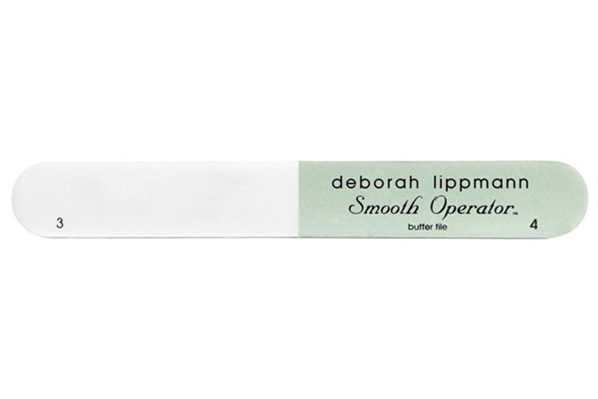 deborah lippmann smooth operator nail file