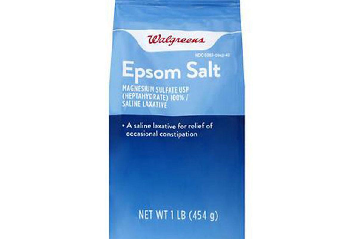 walgreens epsom salt