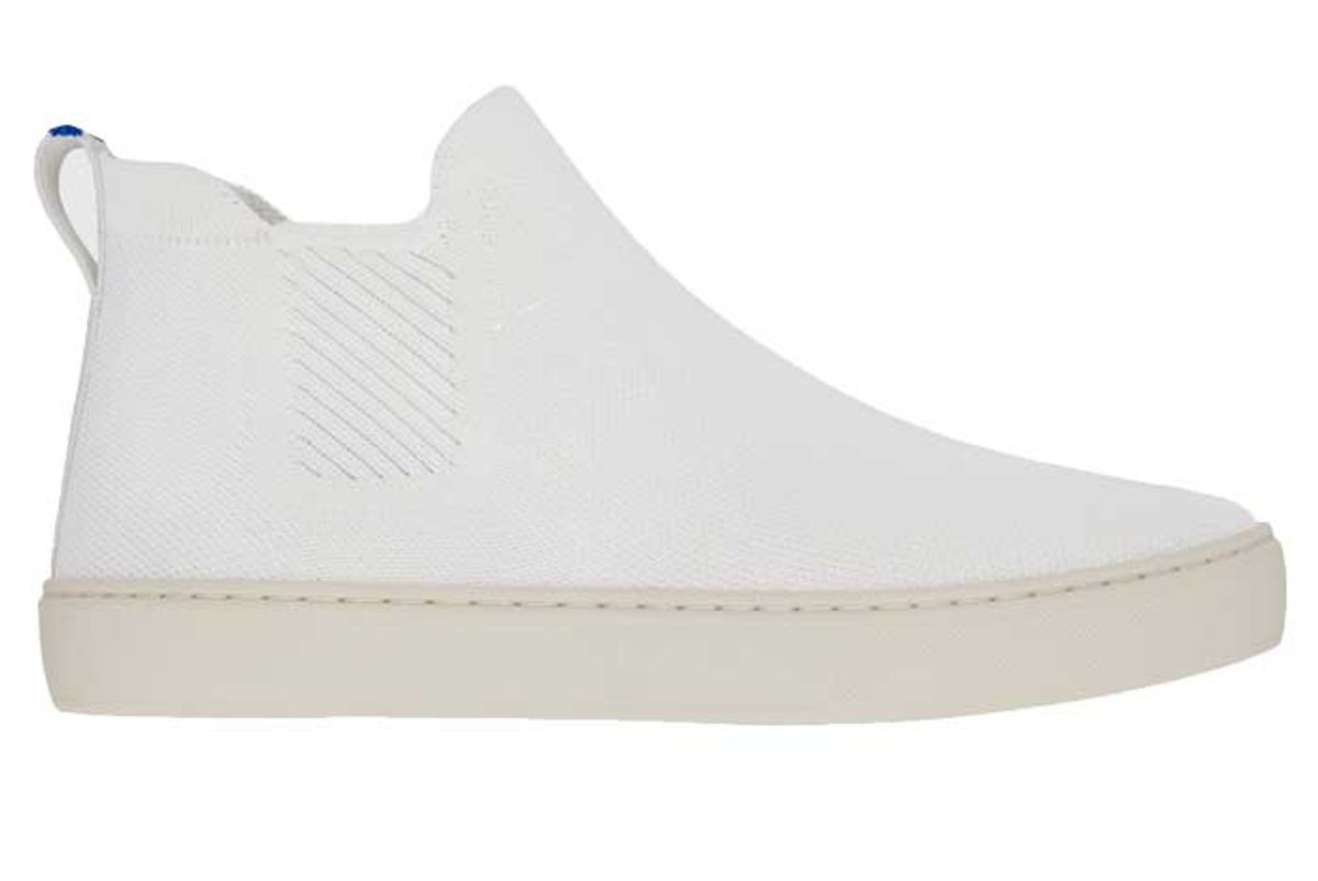 rothys the chelsea bright white
