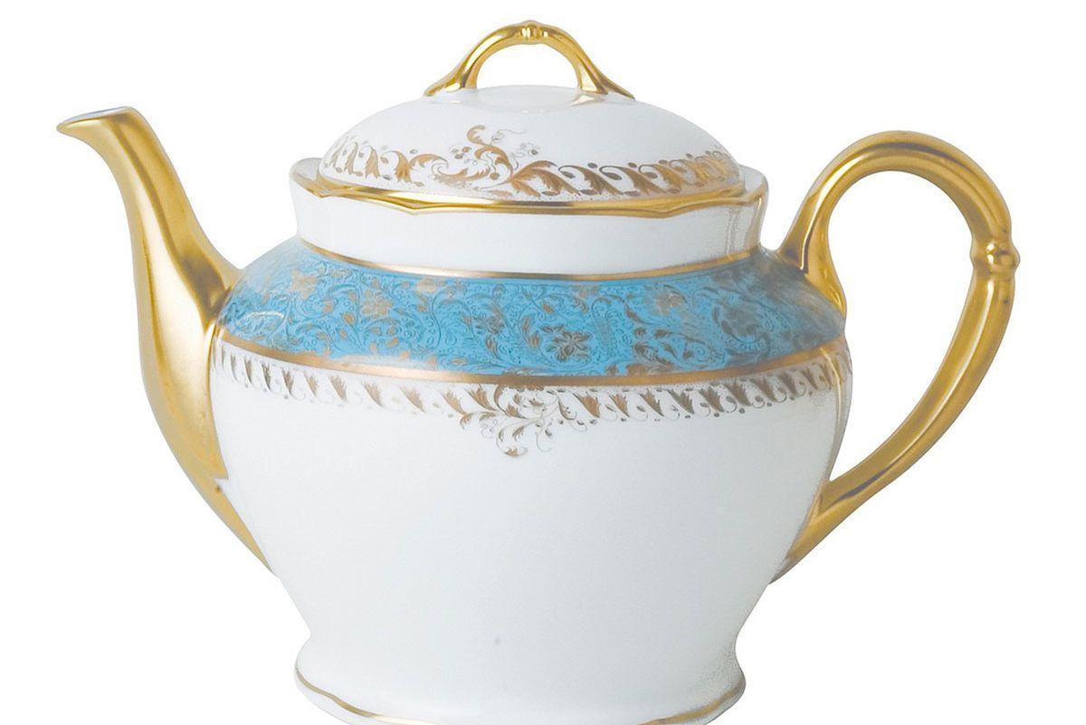 bernardaud eden teapot