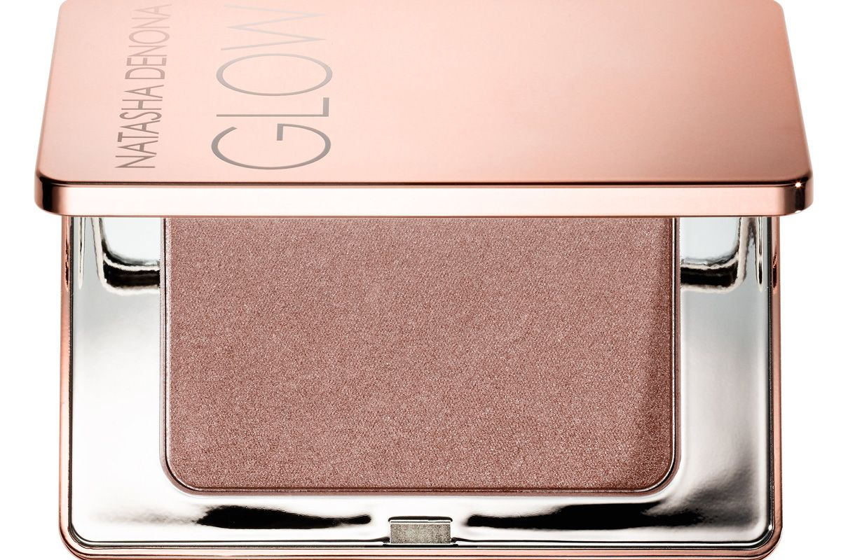 All Over Glow Face & Body Shimmer in Powder