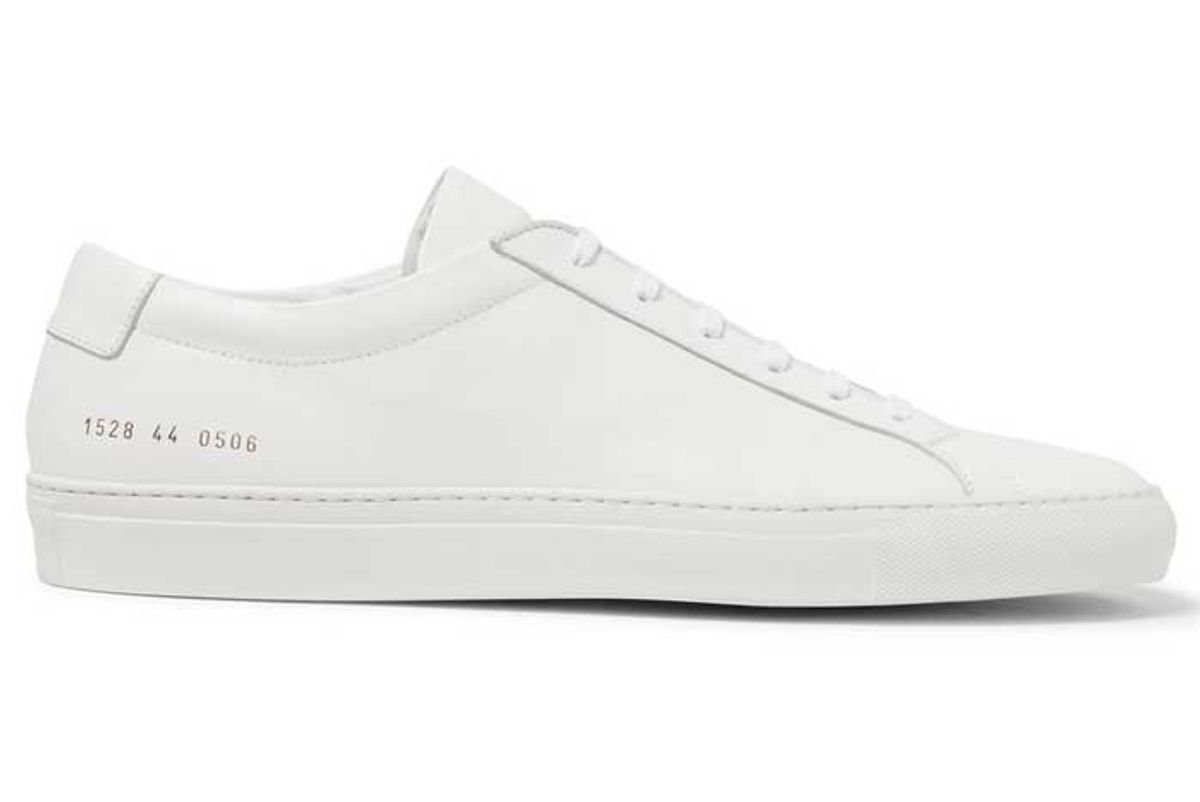 common projects original achilles leather sneaker