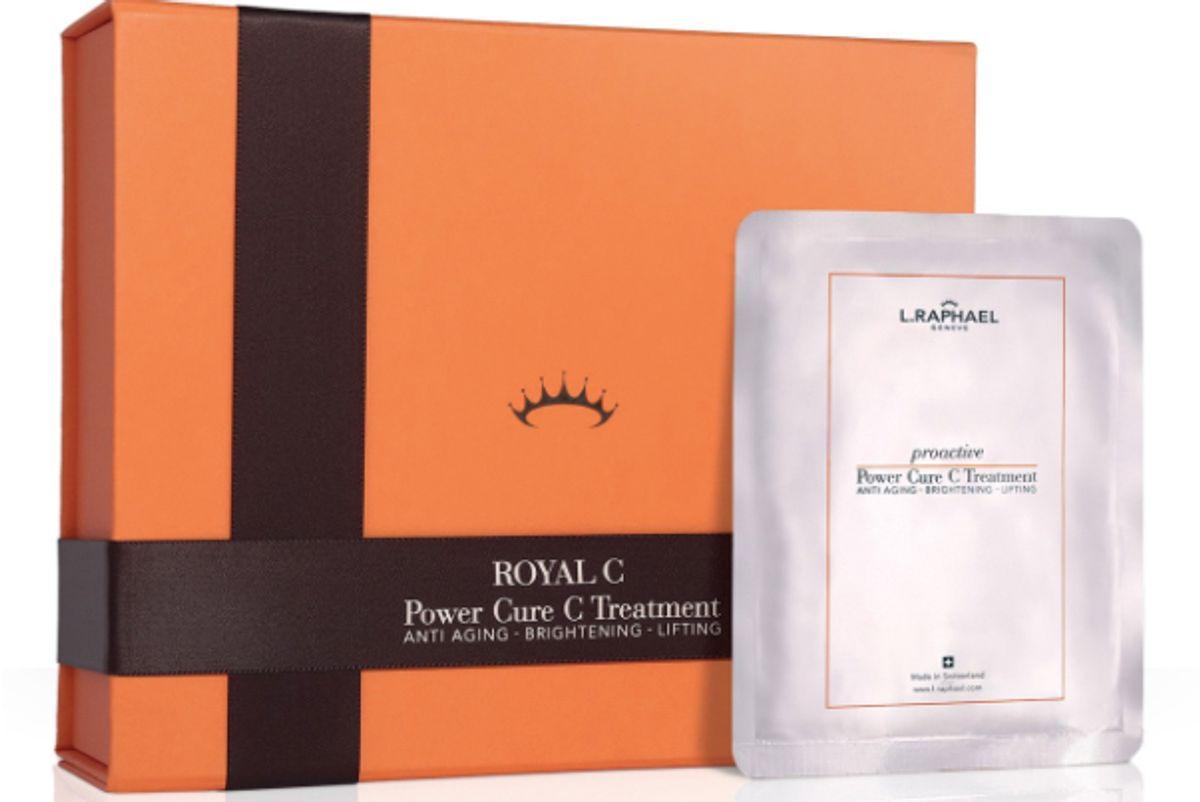 l.raphael royal c power cure c treatment