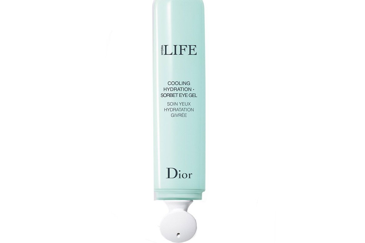 dior cooling hydration sorbet eye gel