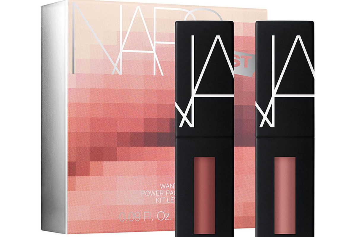 nars narsissist wanted power pack lip kit in cool nudes