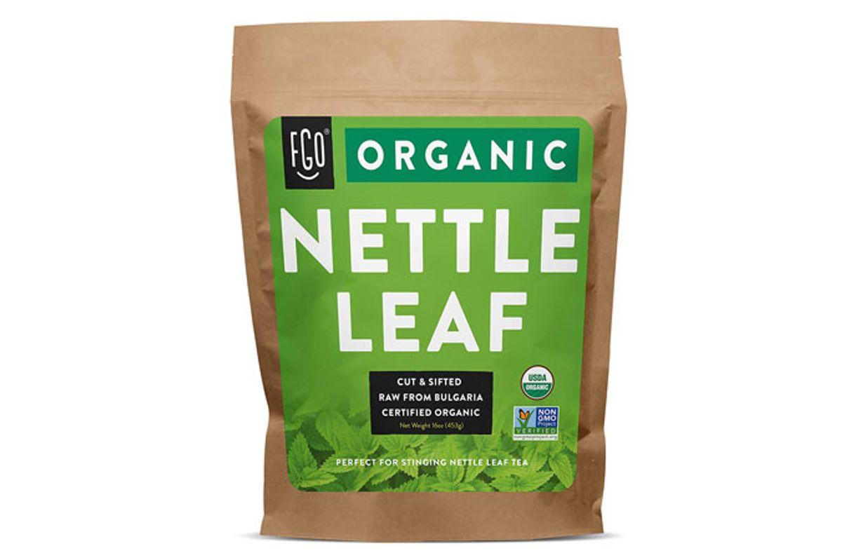 fgo organic nettle leaf herbal tea