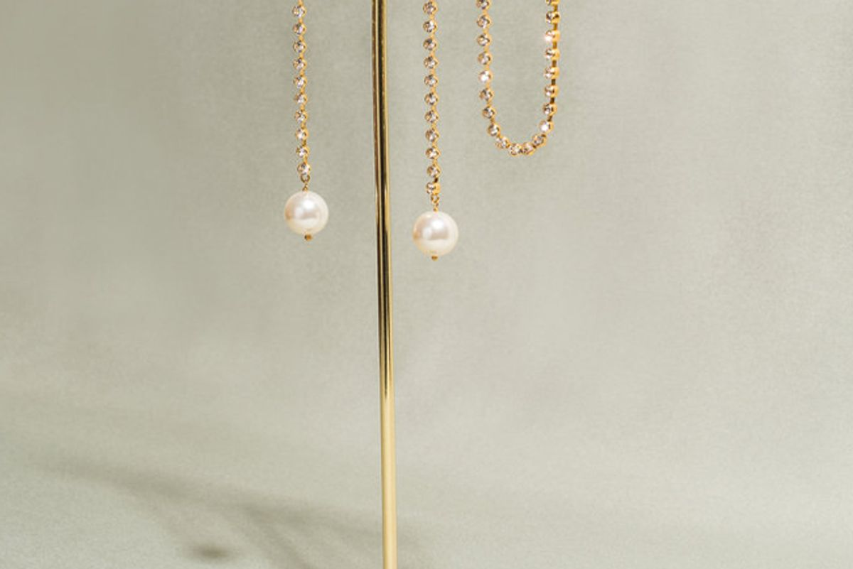 chabaux delhi dancing earrings