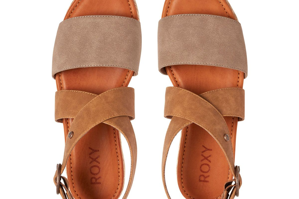 roxy raysa sandals