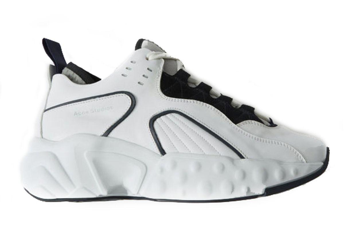 acne studios technical sneakers