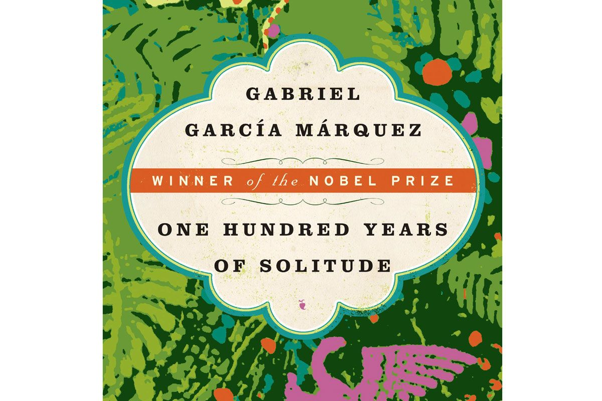 gabriel garcia marquez one hundred years of solitude