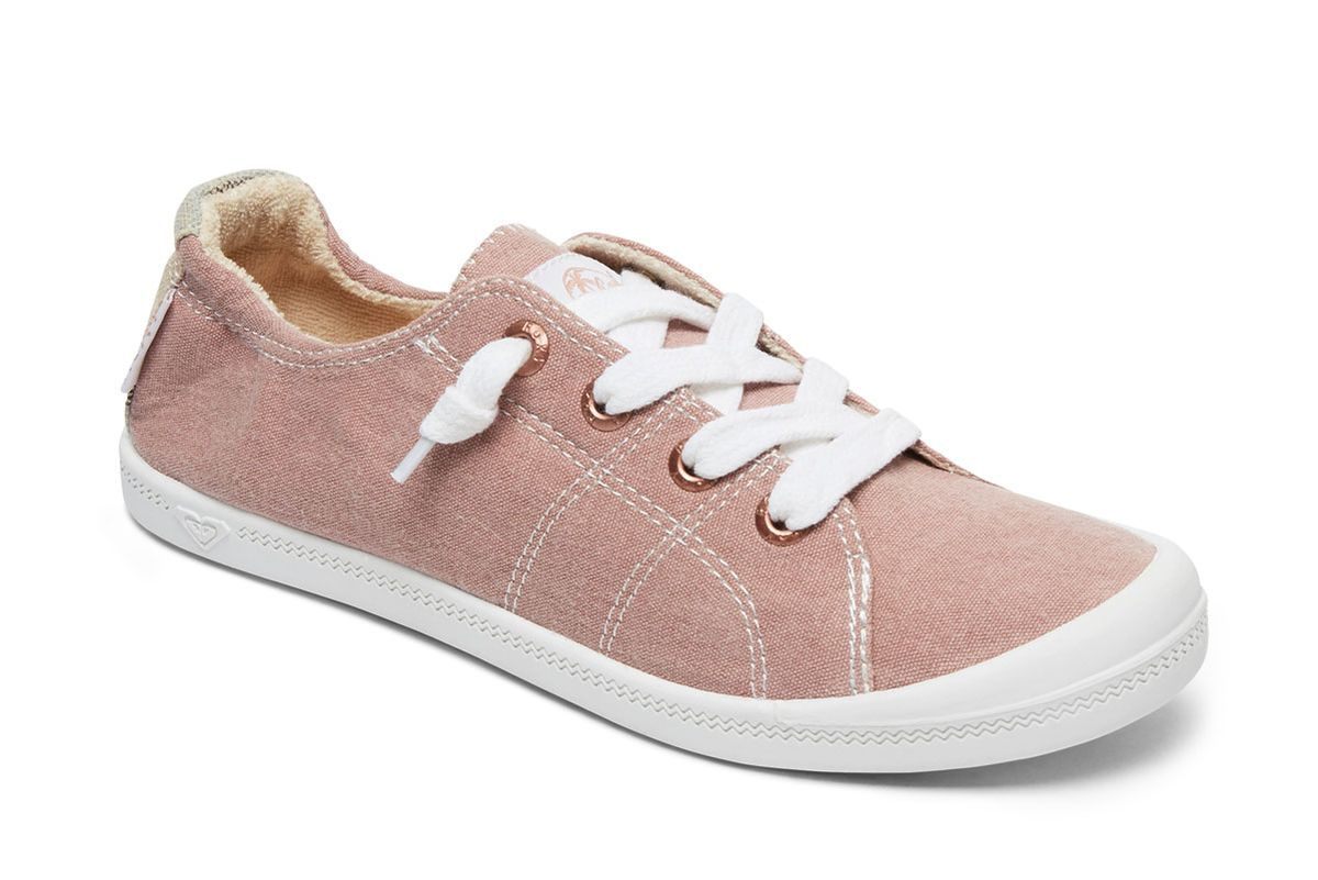 roxy bayshore lace up shoes