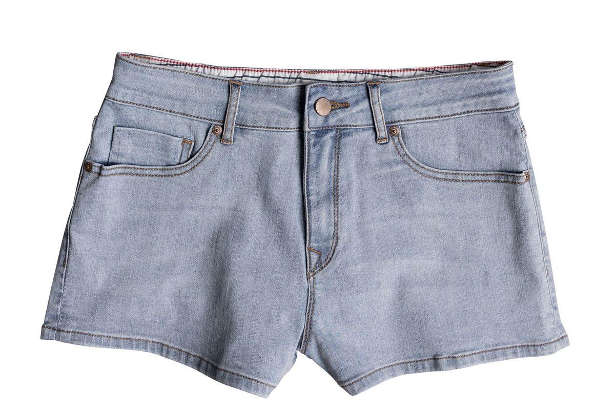 roxy santa rosa denim shorts