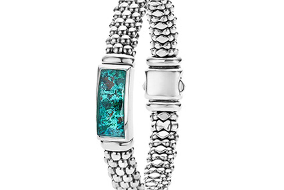 Maya Caviar Beaded Bracelet