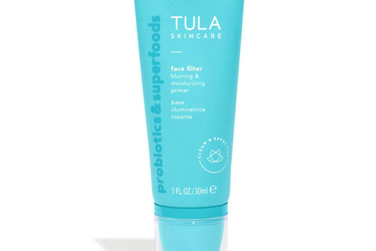 tula face filter blurring and moisturizing primer