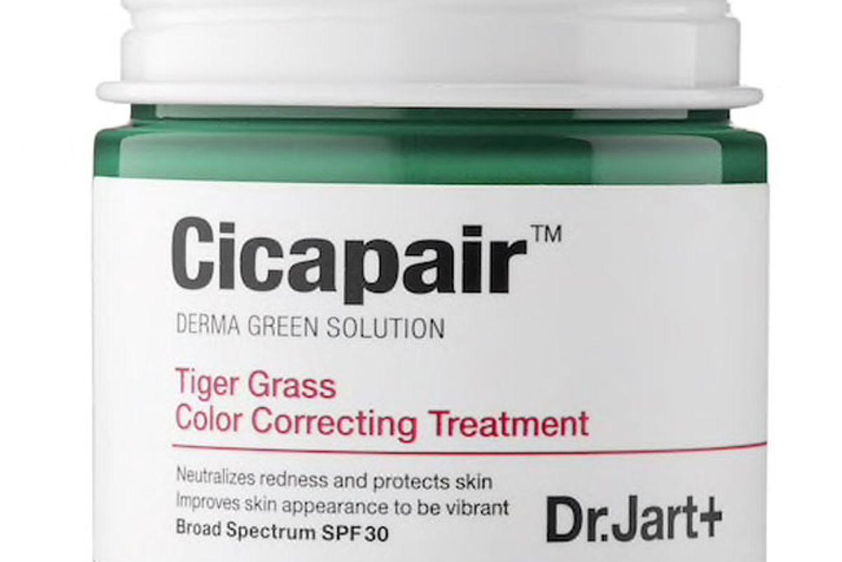 dr jart plus cicapair tiger grass color correcting treatment spf 30