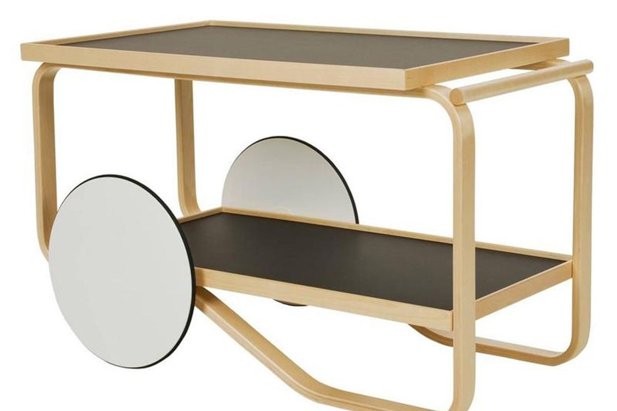 Artek Tea Trolley Bar Cart