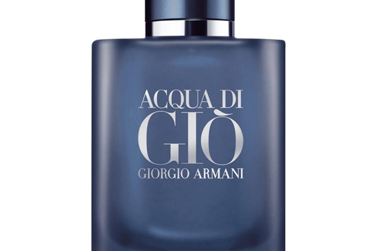armani beauty acqua di gio profondo eau de parfum