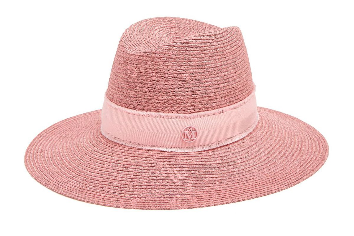 maison michel kate straw hat