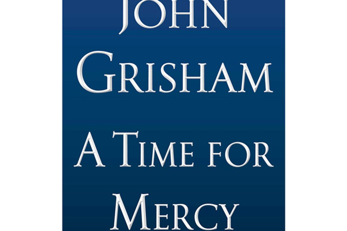 john grisham a time for mercy