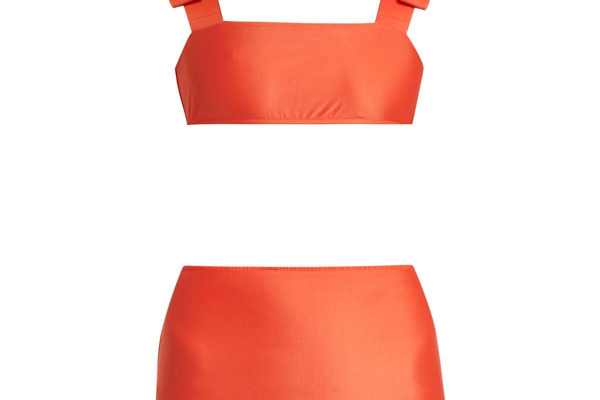 Bow-Detail Bikini