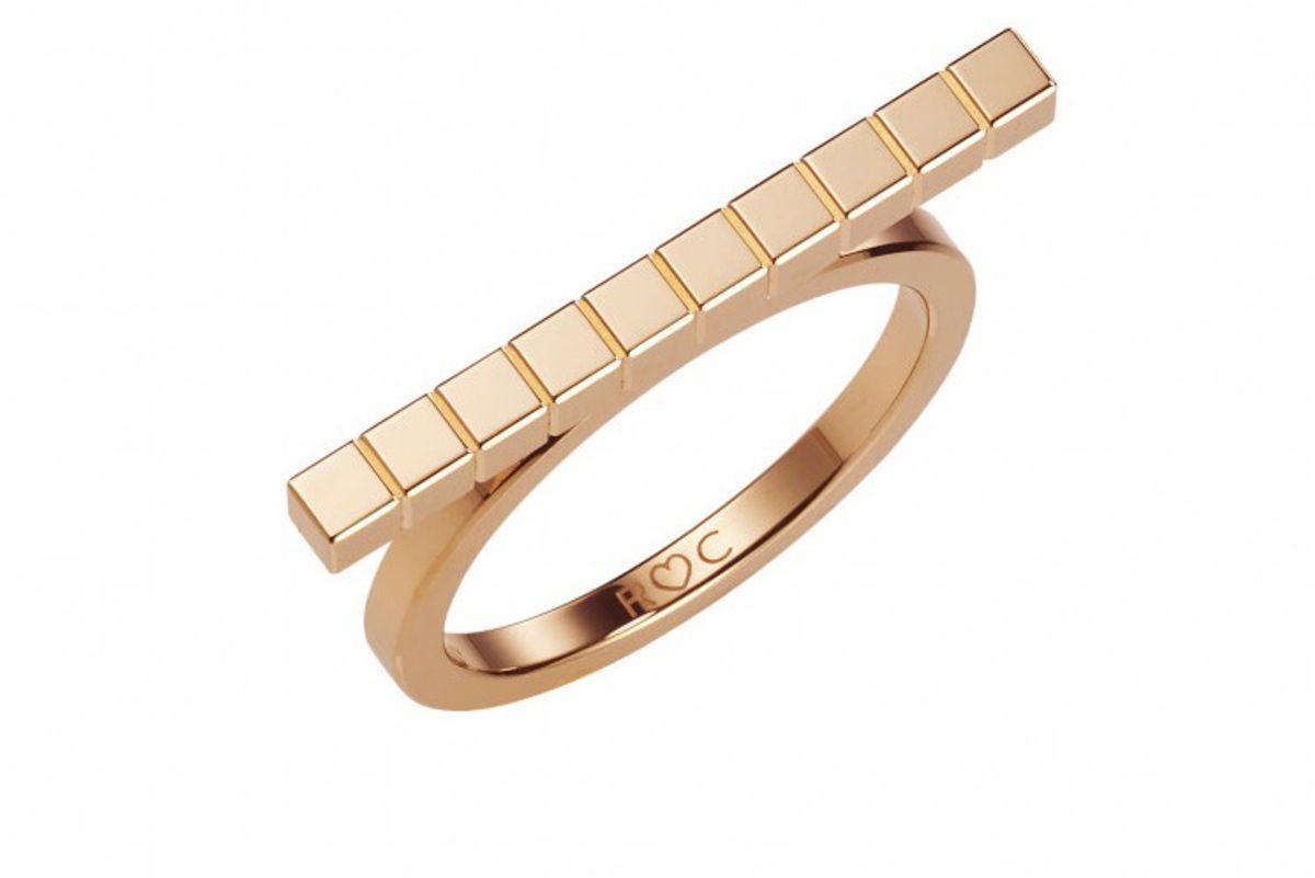 Rihanna Loves Chopard Ring