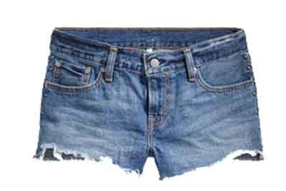 Studded Shortie Shorts