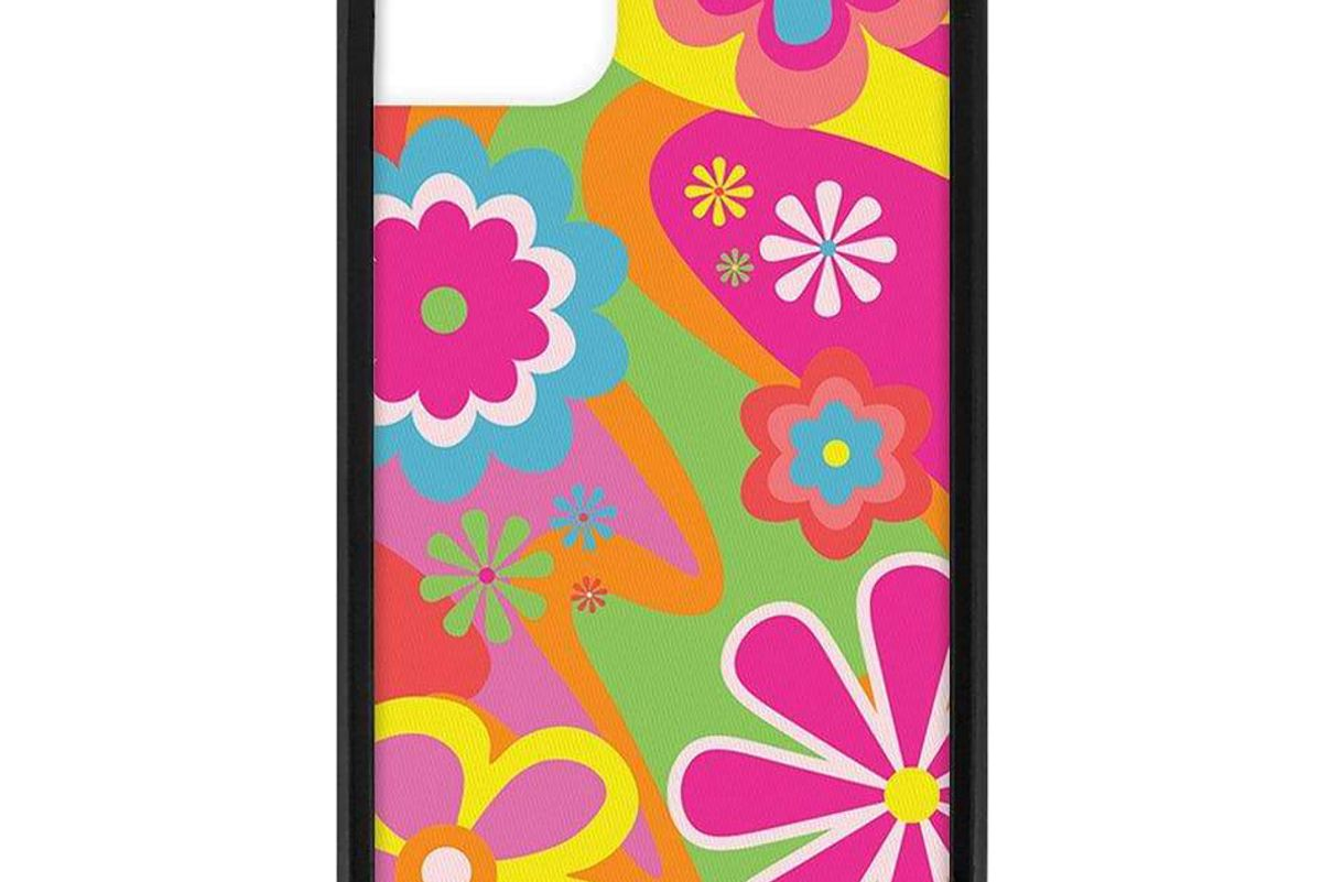 wildflower flower power iphone 11 case pre order