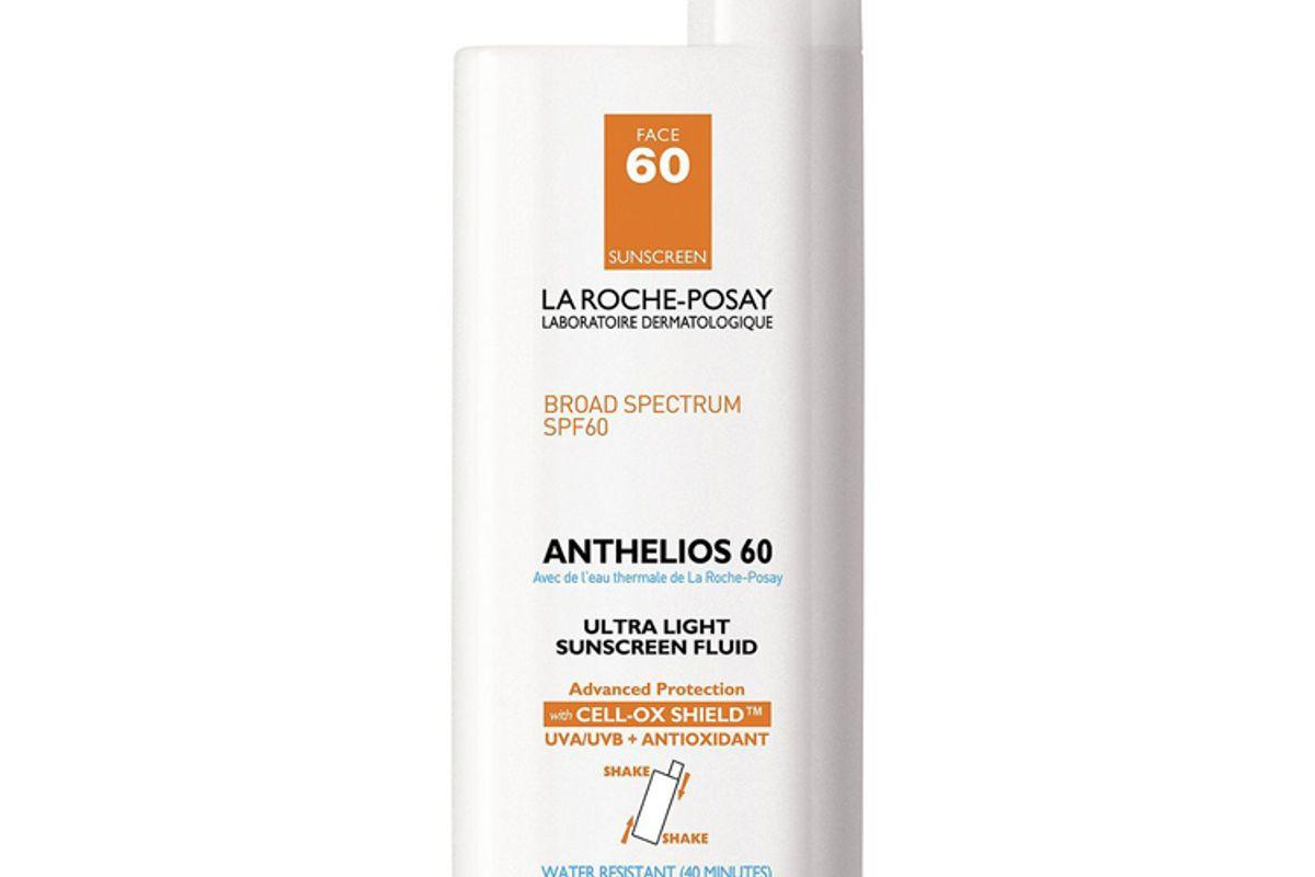 la roche posay anthelios ultra light face sunscreen spf 60