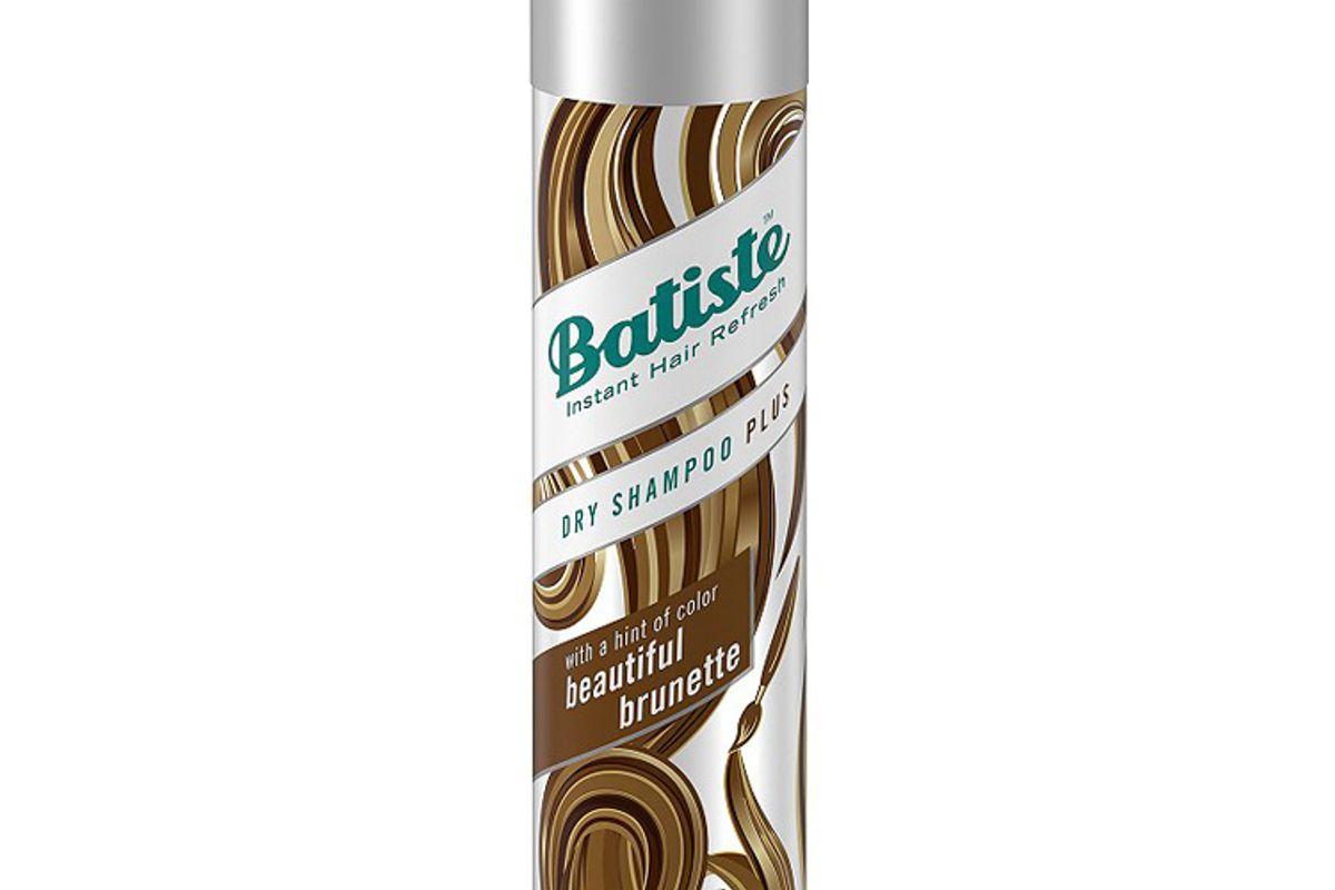 batiste hint of color dry shampoo beautiful brunette