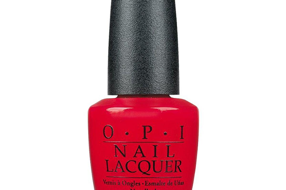opi opi nail polish big apple red