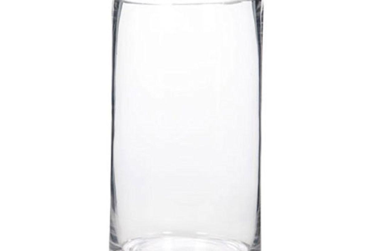 "9"" High Glass Vase"