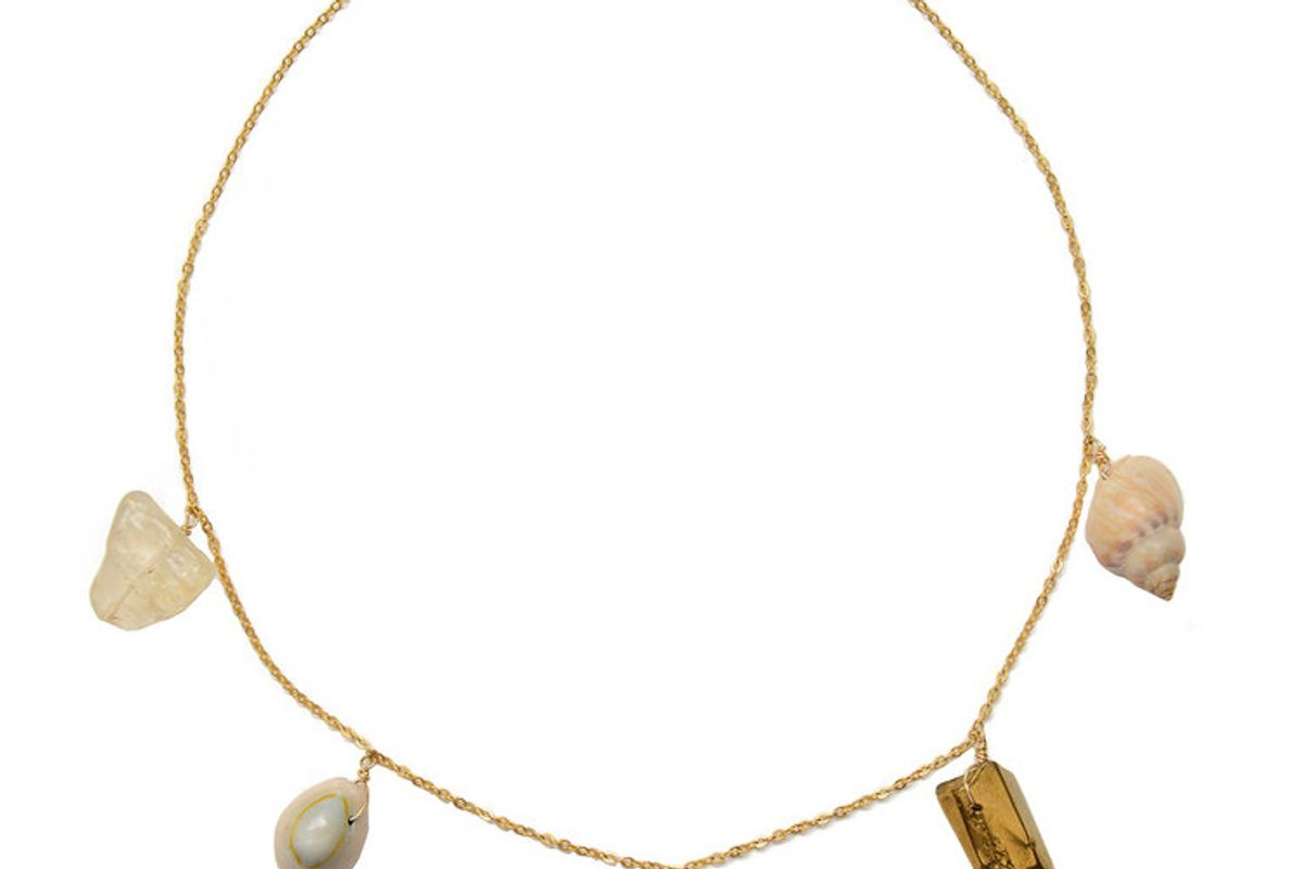 svnr sanibel necklace