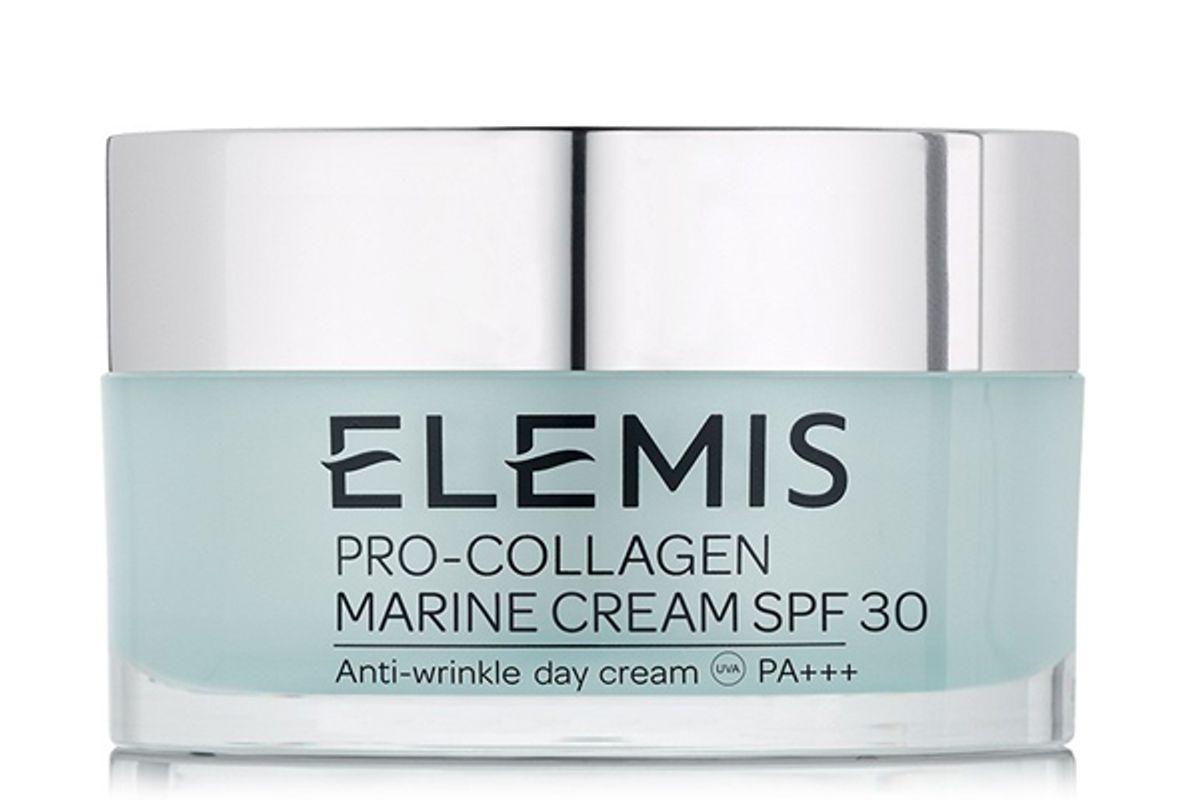 elemis pro collagen marine cream spf 30