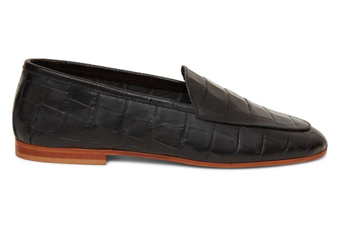 mansur gavriel sock loafer