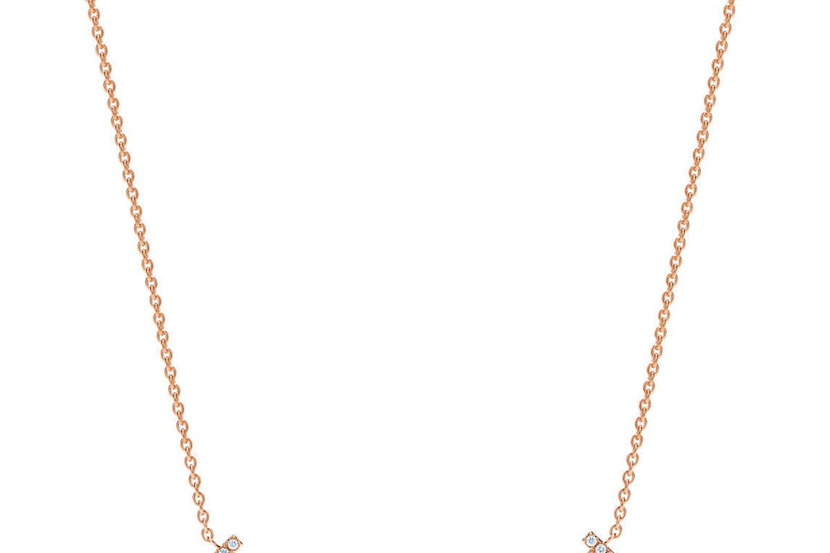 tiffany and co t smile pendant