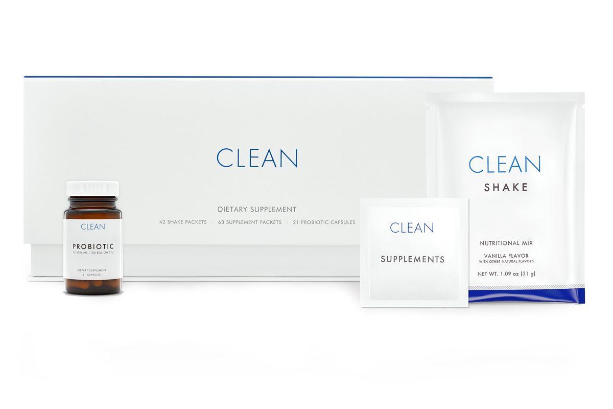 clean 21-day program