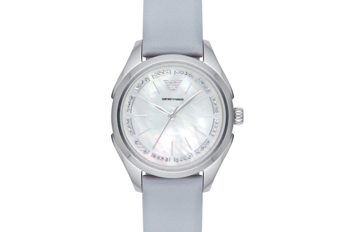 Watch in Light Grey